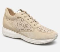 D Happy A D5262A Sneaker in beige