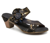 Bettino 17 Clogs & Pantoletten in schwarz