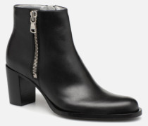 Rainbow 7 Big Zip Boot Stiefeletten & Boots in schwarz