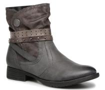 SANDRA Stiefeletten & Boots in grau