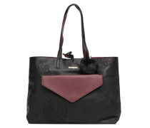 ALEIDA SEATTLE WALLET Handtasche in schwarz