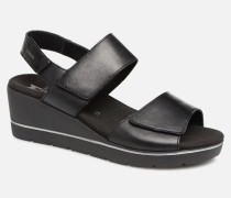 Engelina Sandalen in schwarz