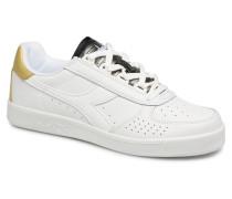 Elite Wn Sneaker in weiß