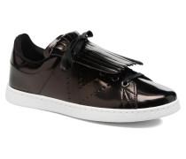 Deportivo Flecos Espejo Sneaker in schwarz