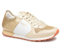 Verona W Sequins Sneaker in goldinbronze