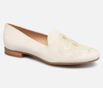 D MARYLINA B D928PB Slipper in weiß