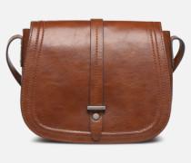 Tavi shldbag Handtasche in braun