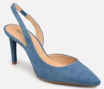 Lucille Flex Sling Pumps in blau