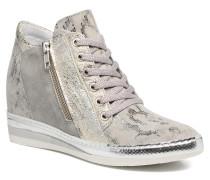 Alumtoo in vegas perla Sneaker silber
