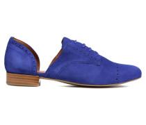 Mariachichi #3 Schnürschuhe in blau