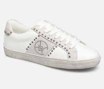 BRESCIA Sneaker in weiß