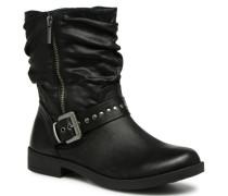 57621 Stiefeletten & Boots in schwarz