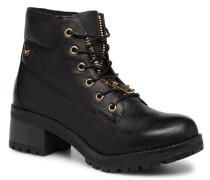 47348 Stiefeletten & Boots in schwarz