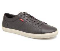 Levi's Woods 2 Sneaker in grau