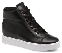 AVA HIGH TOP Sneaker in schwarz