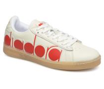 Game Bloder Sneaker in weiß