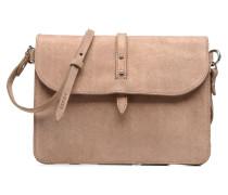 Thelma FL Shoulder Leather bag Handtasche in braun