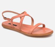 AURORA S946 Sandalen in orange
