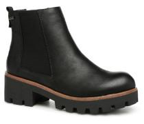 57891 Stiefeletten & Boots in schwarz