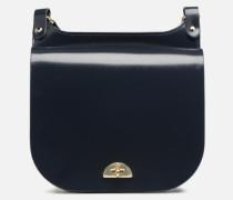 BESACE Handtasche in blau