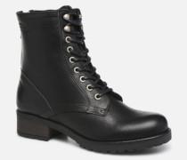 797M80283 Stiefeletten & Boots in schwarz