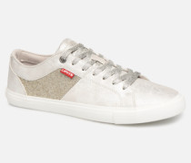 Levi's Woods W Sneaker in weiß