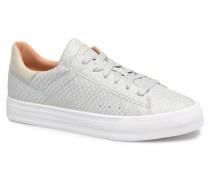 Simona Lace up Sneaker in grau
