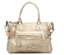Camille Handtasche in goldinbronze