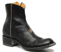 Star Stiefeletten & Boots in schwarz