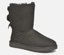 W Bailey Bow II Stiefeletten & Boots in schwarz