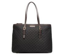 Everton Paloma M Handtasche in schwarz