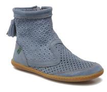 El Viajero N262 W Stiefeletten & Boots in blau