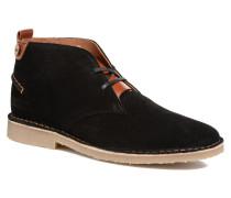 LEBANON02 Stiefeletten & Boots in schwarz
