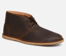 Baltimore Mid Stiefeletten & Boots in braun
