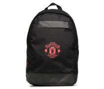 MUFC BP Rucksäcke für Taschen in schwarz