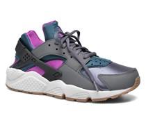 Wmns Air Huarache Run Sneaker in grau