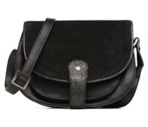LUCE Handtasche in schwarz