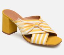 Elosun Clogs & Pantoletten in gelb