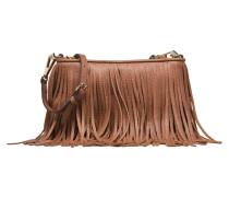 Finn Crossbody Mini Bag in braun