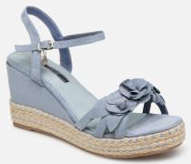 35040 Sandalen in blau