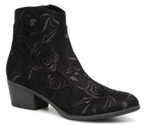 LEEVA Stiefeletten & Boots in schwarz
