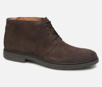 Un Tailor Mid Stiefeletten & Boots in braun