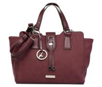 Vina Handbag Handtasche in weinrot