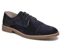 Jack & Jones JFW Billy Suede Schnürschuhe in blau