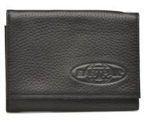 CREW Portefeuille cuir in schwarz