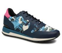 D SHAHIRA B D64N1B Sneaker in blau