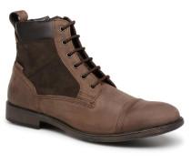 U JAYLON E U84Y7E Stiefeletten & Boots in braun