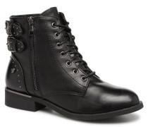 48616 Stiefeletten & Boots in schwarz