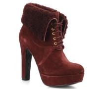 Aileen Stiefeletten & Boots in weinrot