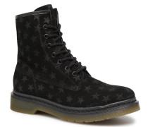 25234 Stiefeletten & Boots in schwarz